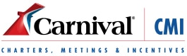 Carnival Charters, Meetings and Incentives home.
